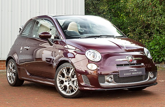 Abarth 595 Abarth 18 Main Large