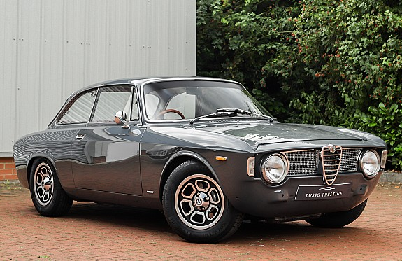 Alfa Giulia Sprint GT 7 Main Large