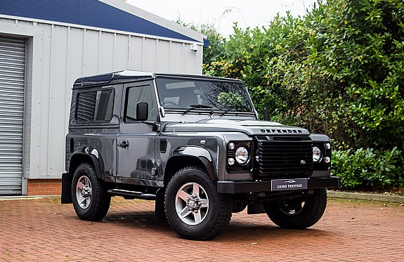 Land Rover Defender 7