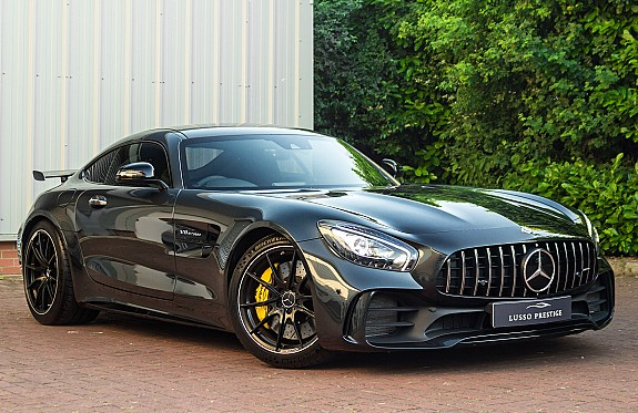 Mercedes AMG GTR 7 Main Large