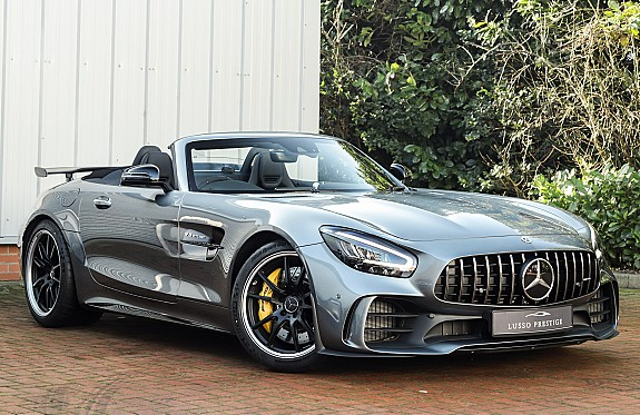 Mercedes AMG GTR Roadster 9 Main Large