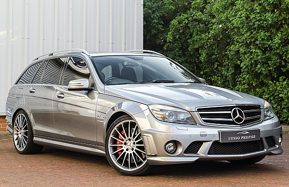 Mercedes C63 Estate 7 Main Large