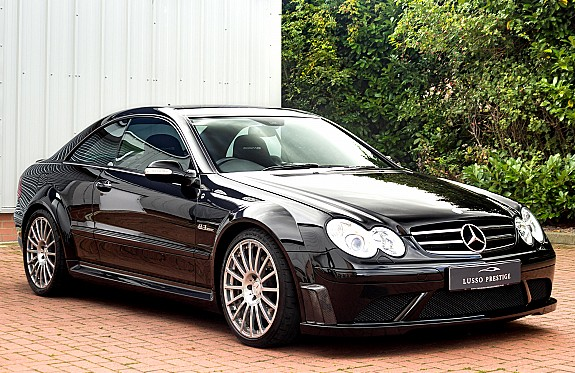 Mercedes CLK BS 6 Main Large