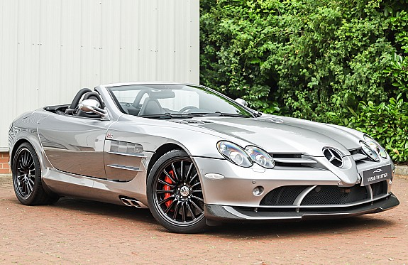 Mercedes SLR 722S 16 Main Large
