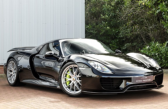 Porsche 918 Weissach 7 Main Large