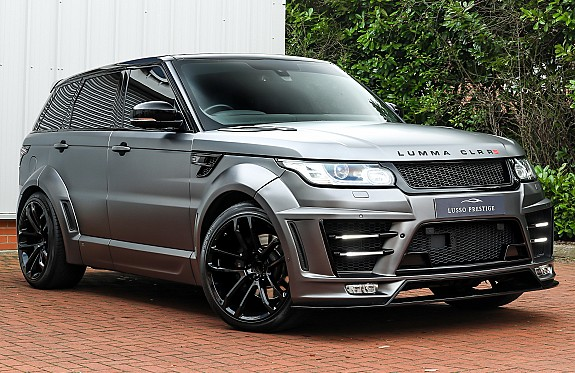 Range Rover Lumma CLR RS 7 Main Large